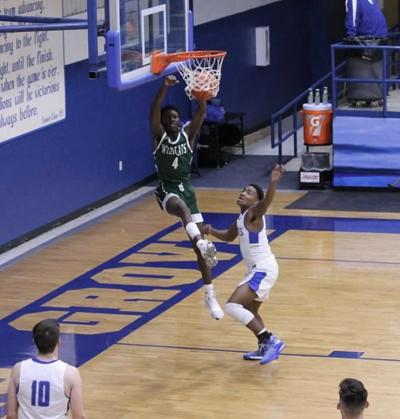 Scurry-Rosser defeats Blooming Grove