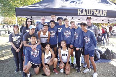 Kaufman Cross Country runners compete in state meet