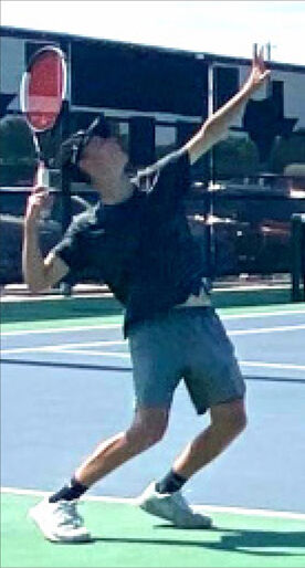 Kaufman tennis players continue to play well during summer circuit
