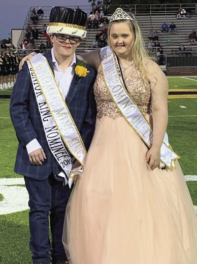 Crandall crowns homecoming king and queen