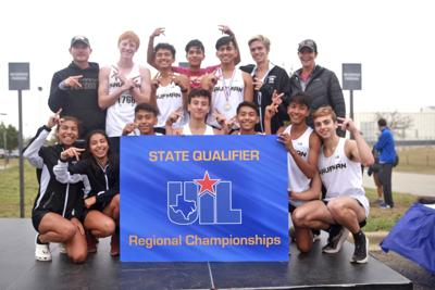 Kaufman cross country runners advance to state meet