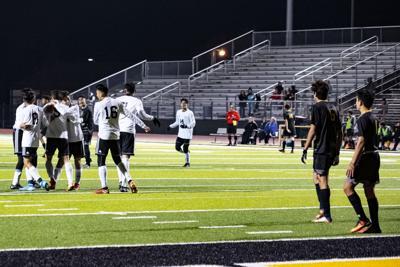 Kaufman soccer downs Crandall, 4-2