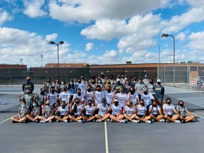 KHS tennis at state