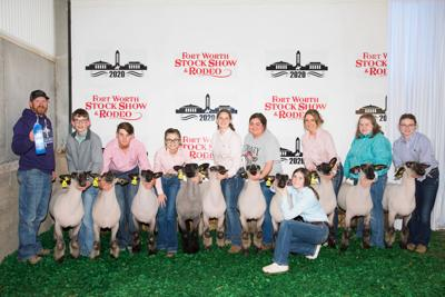 Kaufman FFA captures win at Fort Worth Stock Show
