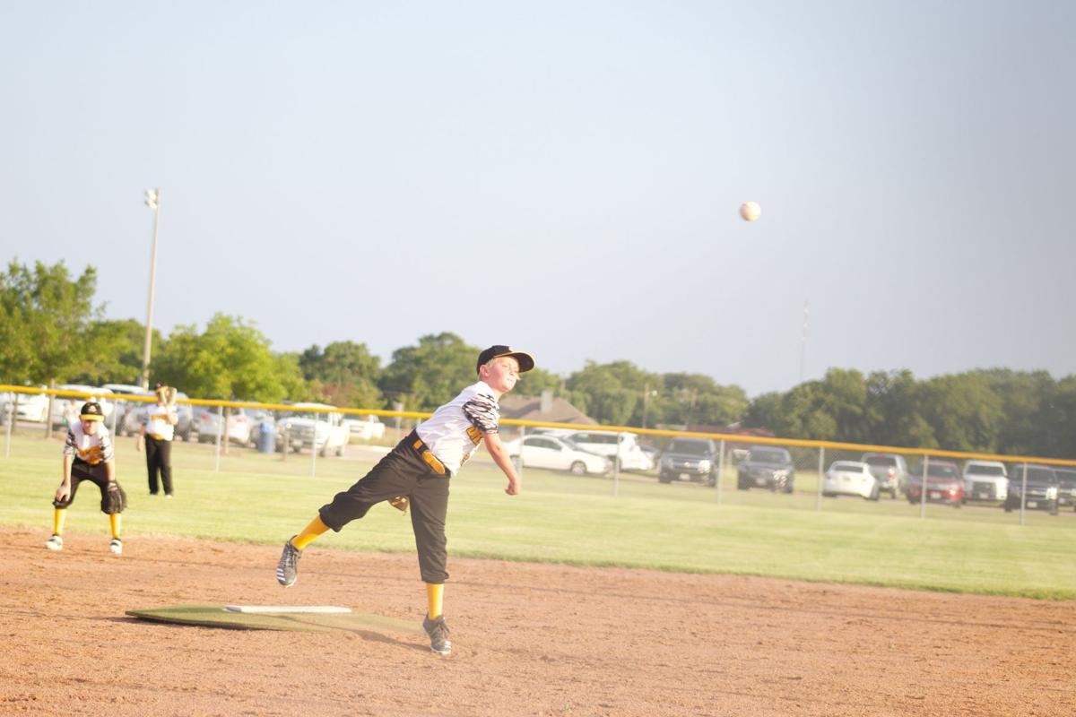 Wyatt Smith baseball