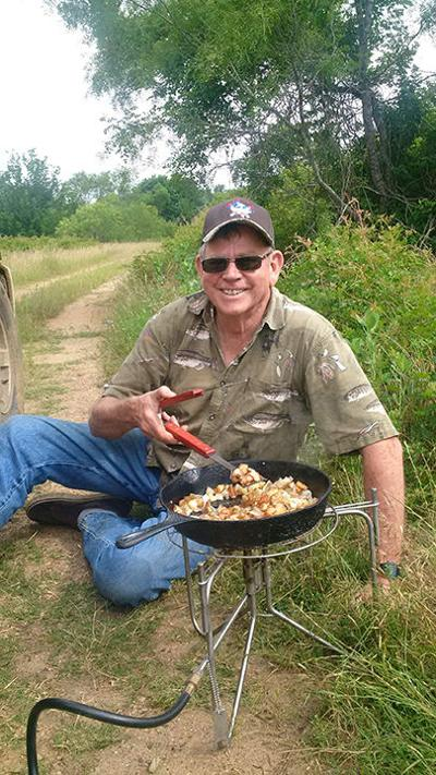 Luke Clayton Outdoor Cooking