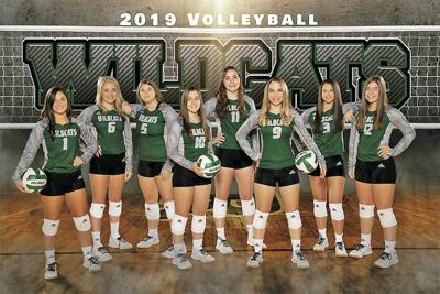Scurry-Rosser volleyball team remains undefeated in district