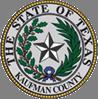 Kaufman County logo
