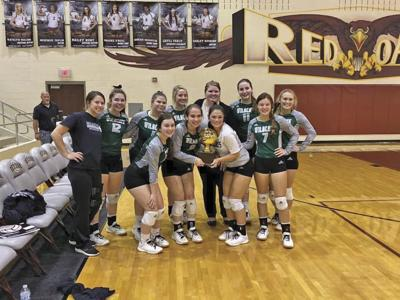 Scurry-Rosser volleyball team ends season with bi-district title
