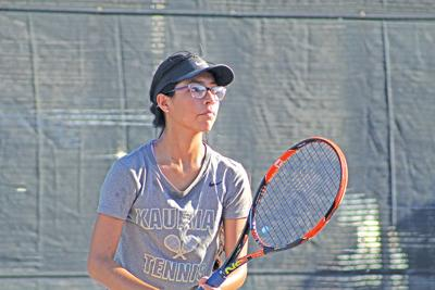 KHS tennis team excelling in district
