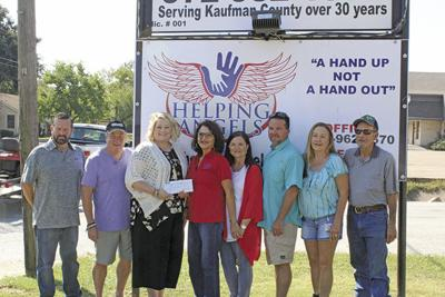 Helping Angels receive grant from TVEC