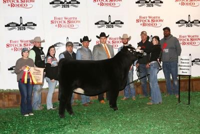 Kaufman resident captures win at Fort Worth Stock Show