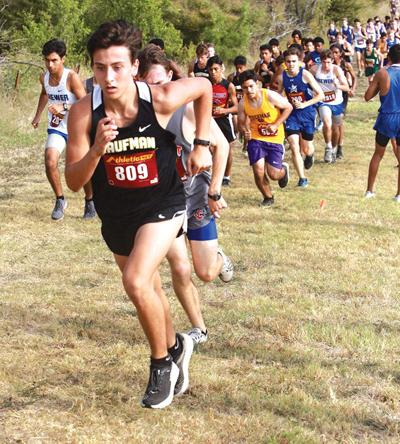 Kaufman cross country program continues successful season