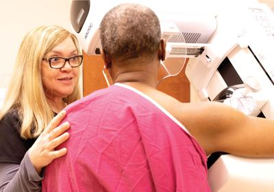 Breast cancer care reaching more uninsured in Kaufman area