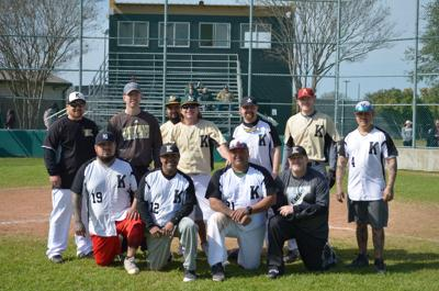 Alumni return to KHS to play Lions