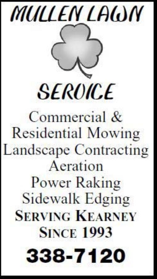 Mullen Lawn Service