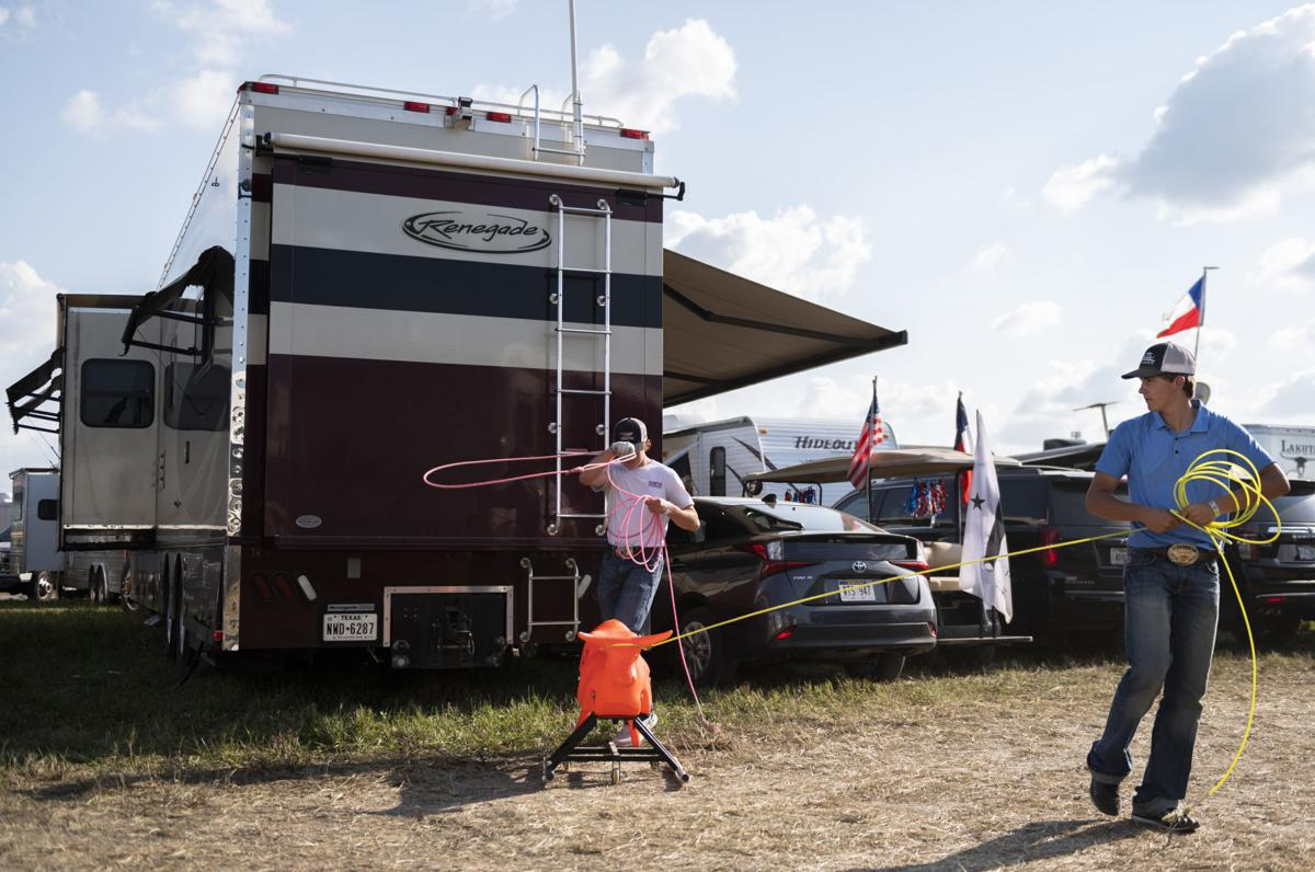 Rodeo -- Campgrounds, 07.19