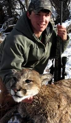 Nebraska's inaugural cougar hunting season