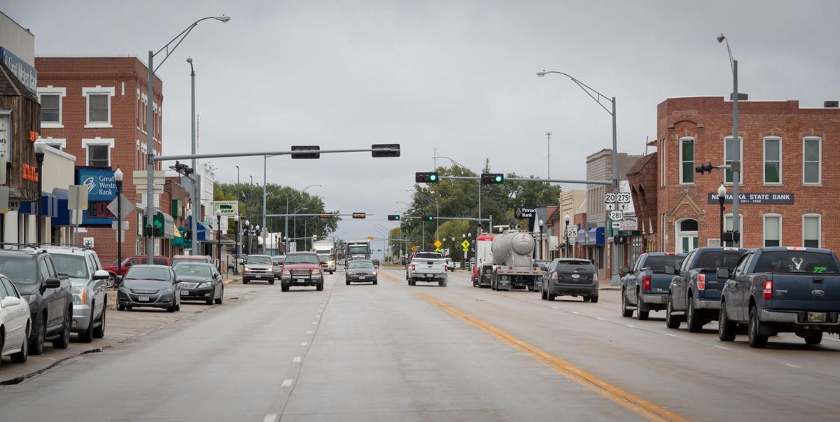 Downtown O'Neill