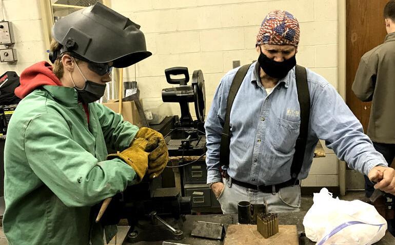 Amherst welding