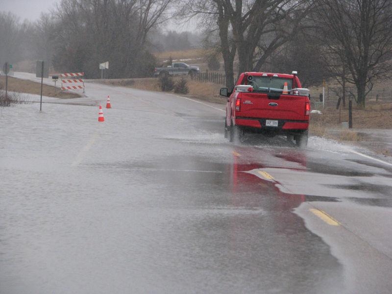 Flooding closes Interstates, highways in Nebraska and western Iowa