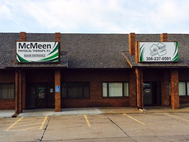 McMeen Physical Therapy | Storefront