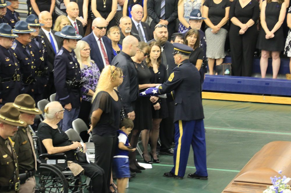 Fallen Nebraska State Patrol Trooper Jerry Smith remembered for life of service