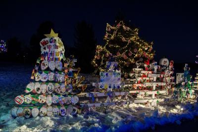 Holiday Lights Festival at Yanney Park (copy)