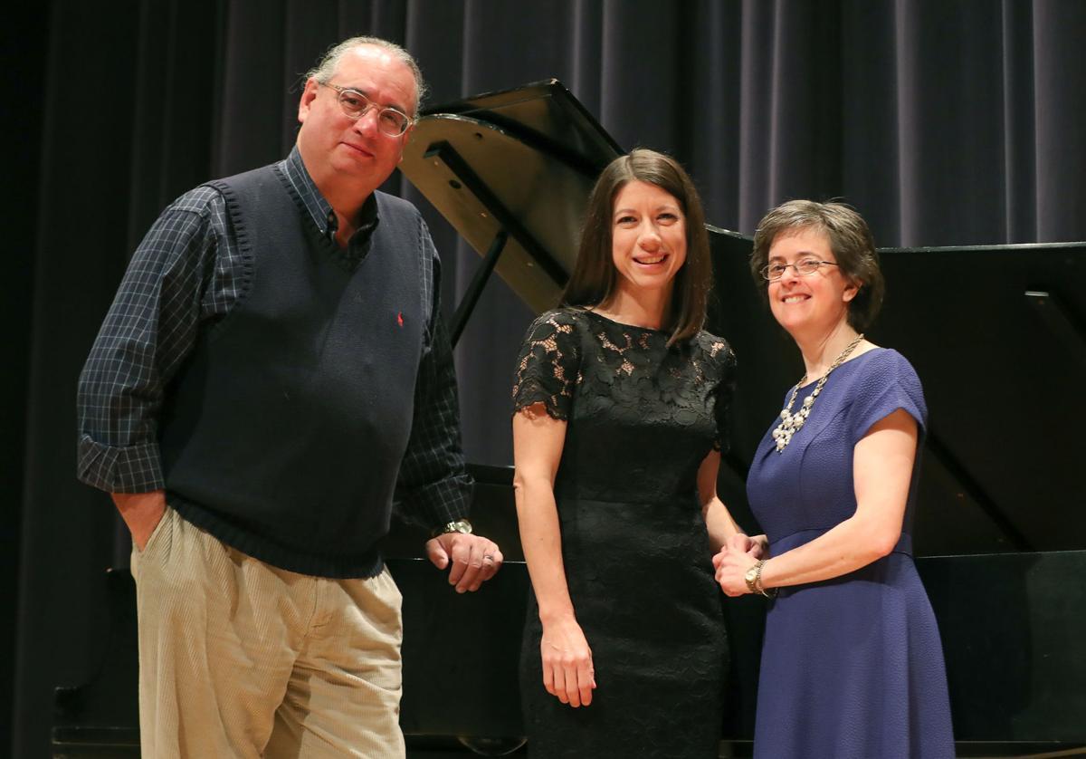 Dawn Mollenkopf, Kim Rehtus and Andrew White