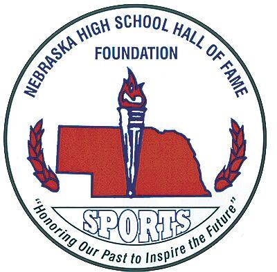 Nebraska High School Hall of Fame logo