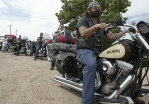 American Veterans Motorcycle Club always doing more for more charities