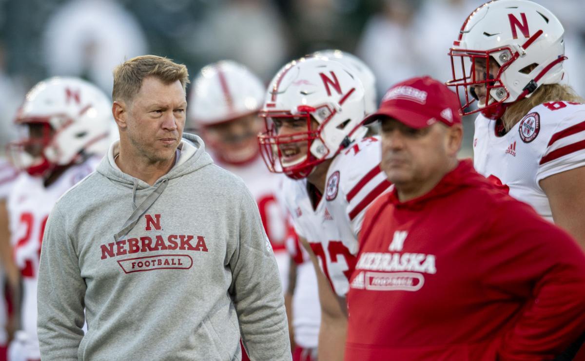 Nebraska vs. Michigan State, 9.25