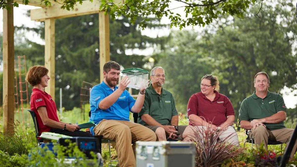 backyard farmer' celebrates 66 years on air | yard-and-garden