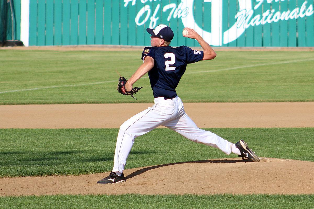 Brandt Groskreutz winning pitcher