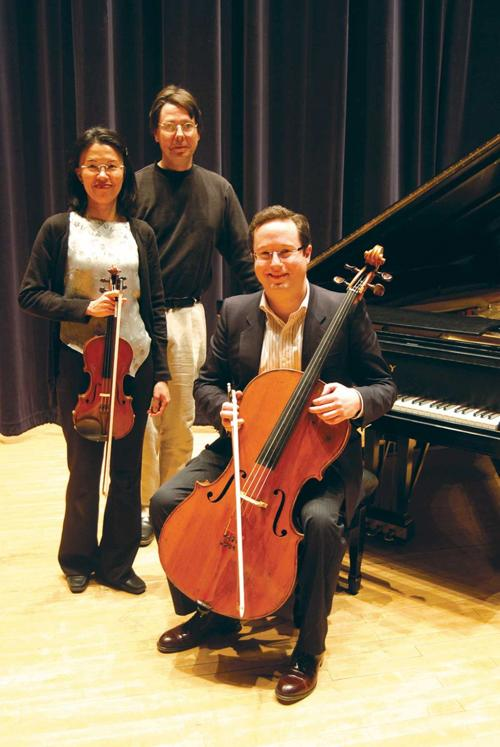 Piano trio puts extra work, concentration into perfecting