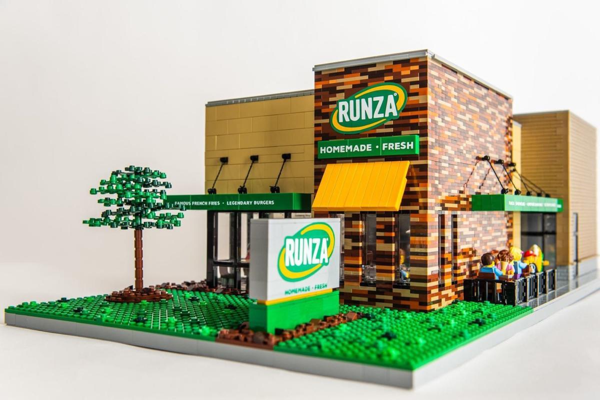 Runza Legos