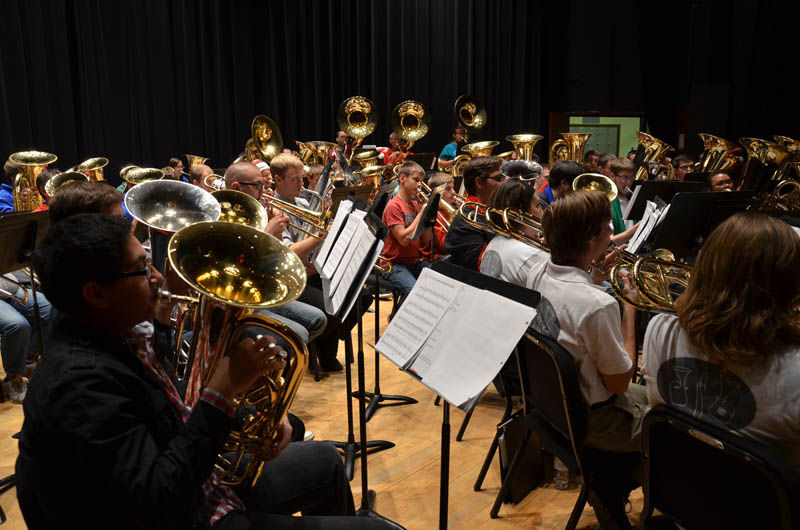 Christmas Concerts Chadron Ne 2020 Enjoy music and sing along at Merry Tuba Christmas Saturday at UNK