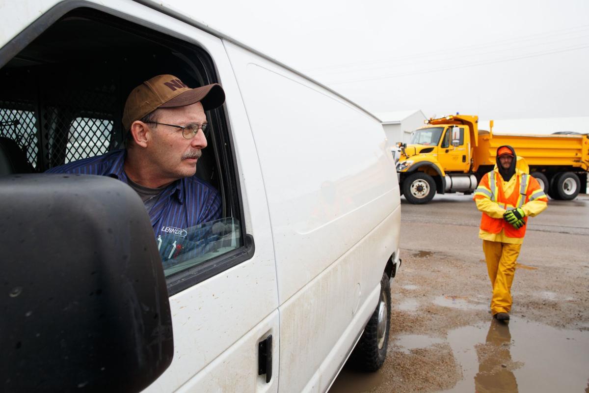 Photos: Major flooding hits Nebraska and Iowa towns   State