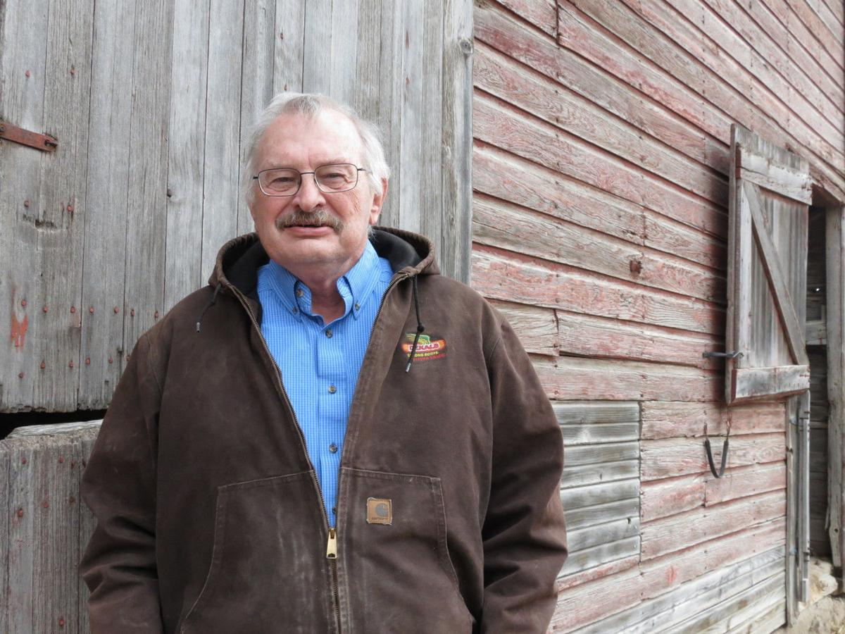 a lifetime of dedication to agriculture janning serves through a lifetime of dedication to agriculture janning serves through career volunteer service to ag related events