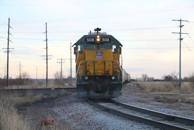 Pickup-train
