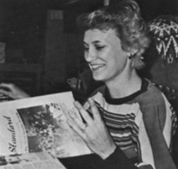 Becky Hilsabeck, 1981