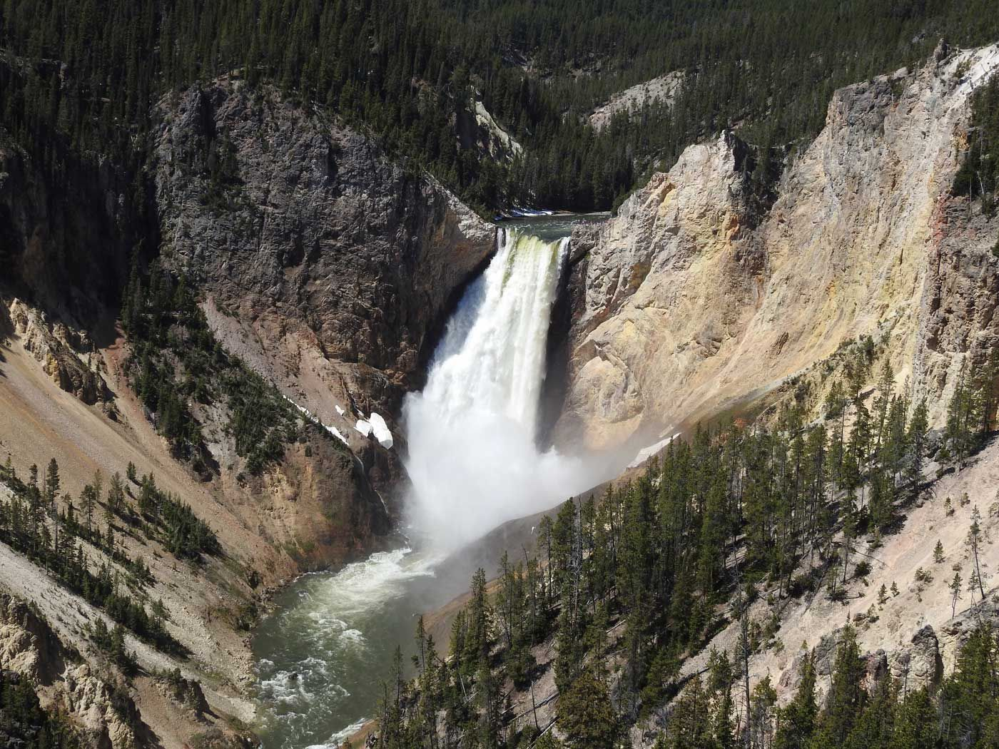 Missing Chicago-Area Man Found Dead in Yellowstone National Park