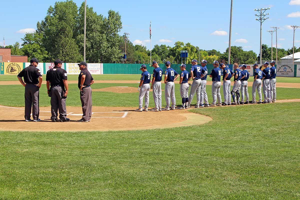Runza Seniors district tournament - North Platte