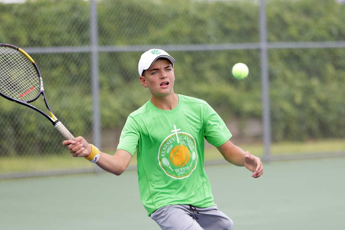 Holdrege tennis beats Kearney Catholic | Kearney Catholic ...
