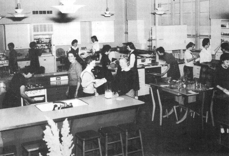 Otto Olsen food labratory