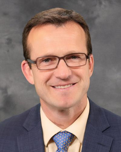 Marc Bauer, athletic director