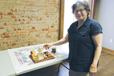 Betty Sayers of Holdrege