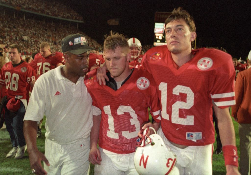 Tom Osborne says 1982, 1993 Huskers were best Nebraska teams to not win national title