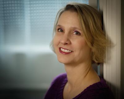 Novelist Leslie Pietrzyk