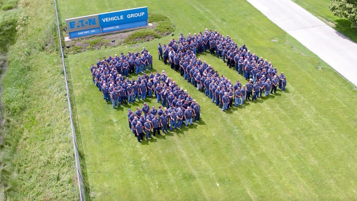 Eaton Corp. 50th anniversary